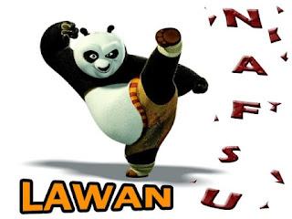 ramadhan, lawan, nafsu, nasihat, muslim, islamik, best, hidup, kungfu, panda