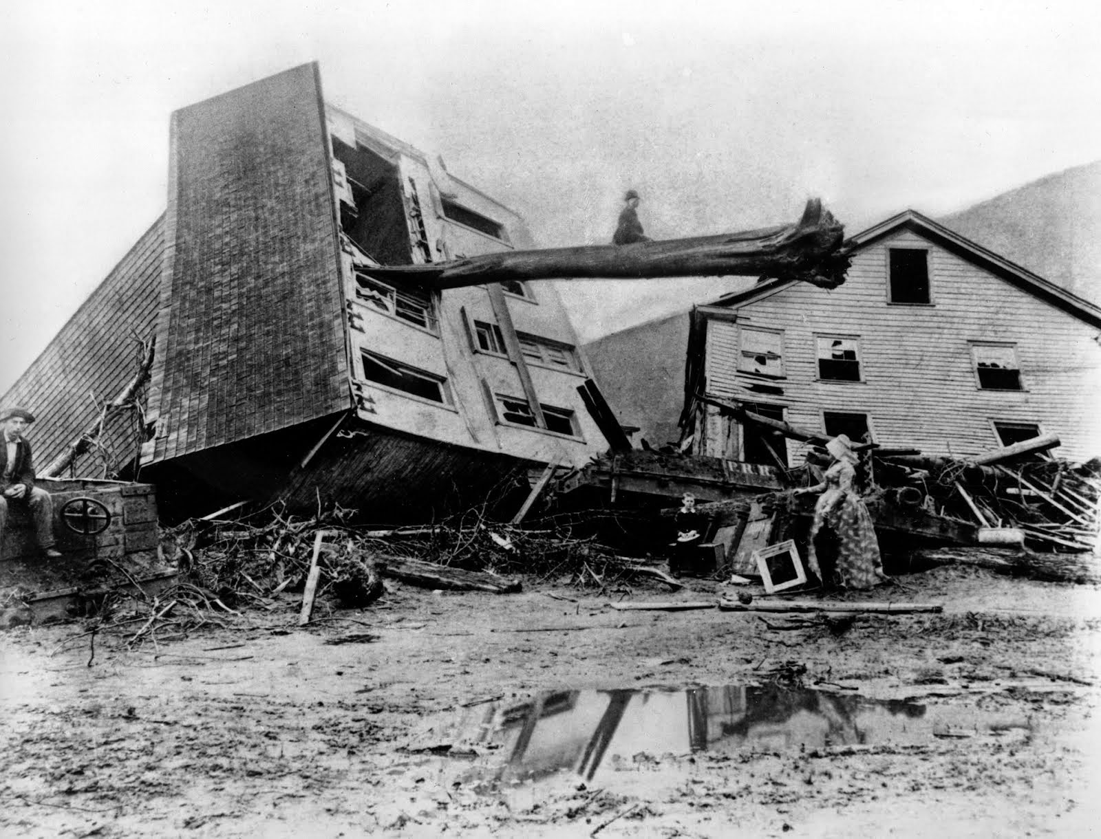 OUR MOST HORRIFIC DAY: THE JOHNSTOWN FLOOD