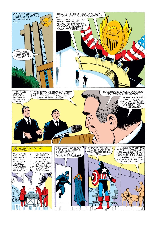 Captain America (1968) Issue #331 #260 - English 10