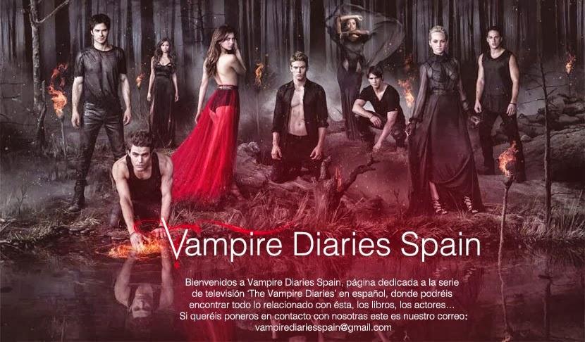 Vampire Diaries Spain