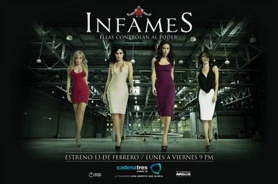 del publico mexicano la telenovela Infames con emocionantes episodios ...