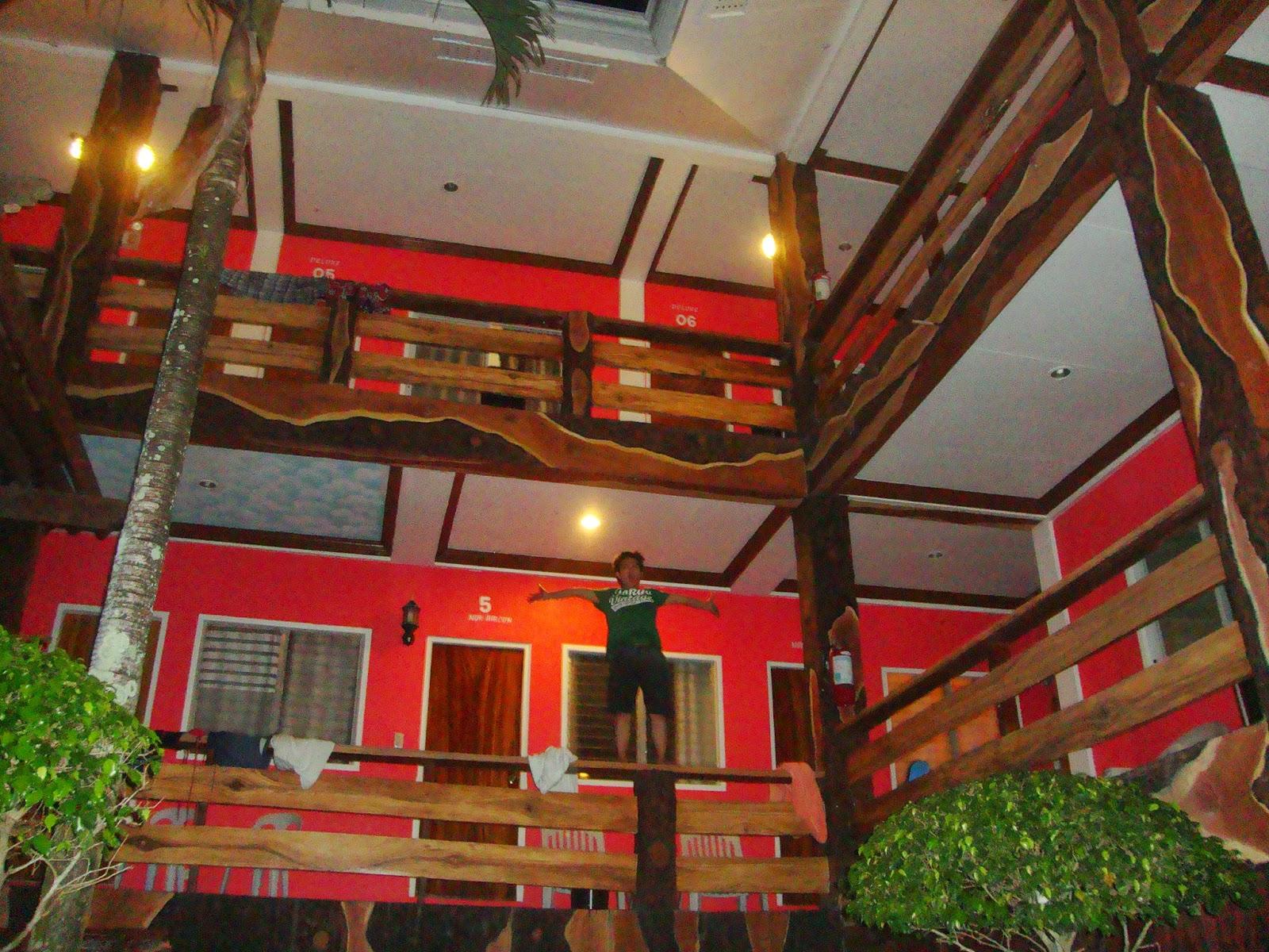 Garden By The Bay Aircon complexcities world: camotes islands: santiago bay garden resort