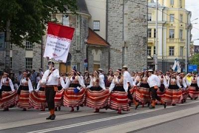 (Estonia) - Tallinn city - Tallinn festival