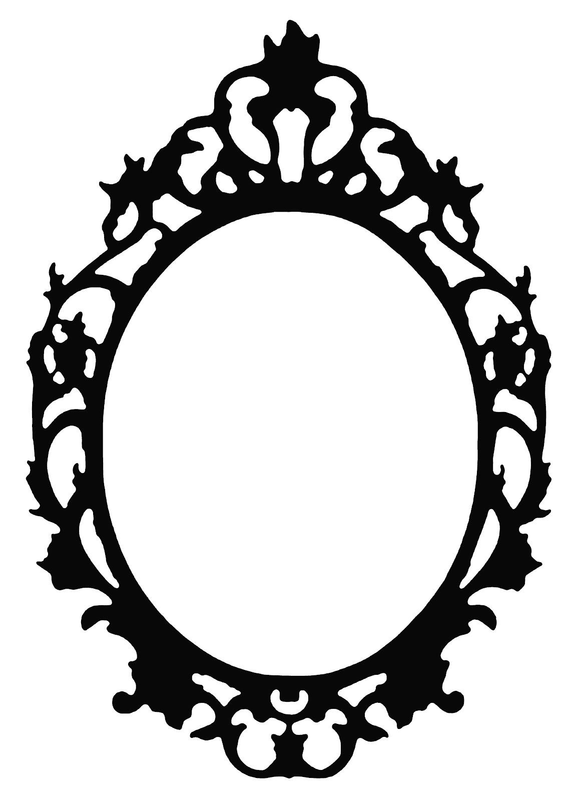 Dibujos de un espejo imagui - Dibujos para espejos ...