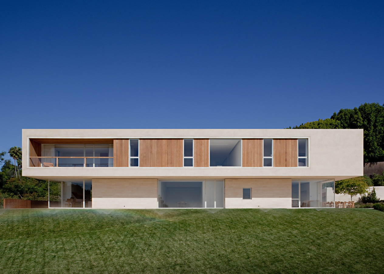 Ecomanta modern residential design john pawson as zen for Modern residential house