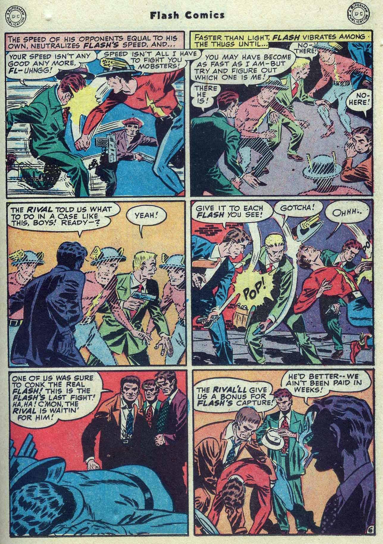 Flash Comics Issue #104 #104 - English 17