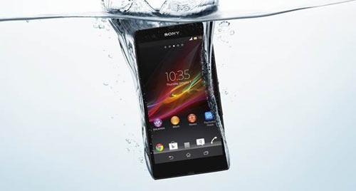 cao cấp: Sony Xperia Z