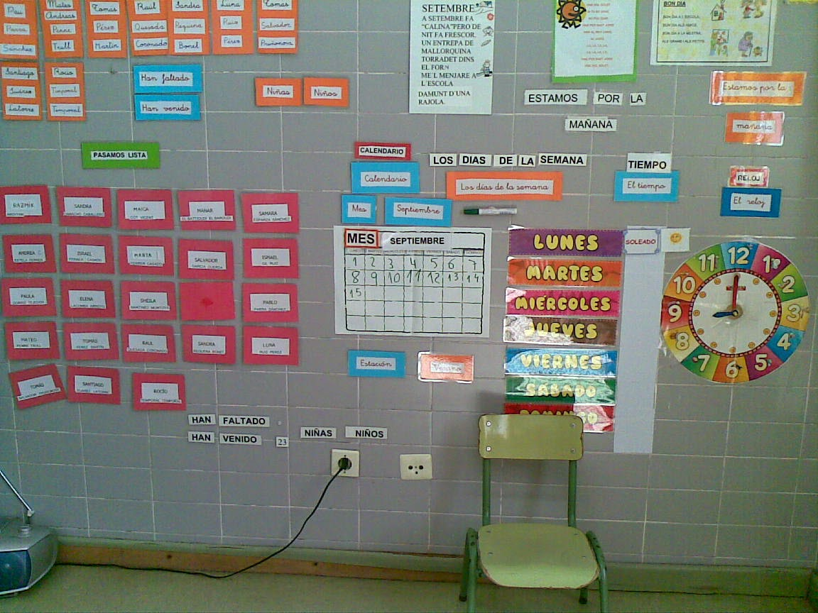 Futura maestra infantil recursos a utilizar en una asamblea for Alfombra en ingles como se escribe