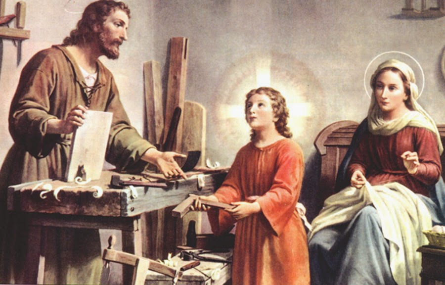 Santo Yusuf, Pelindung Gereja dan Pekerja