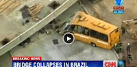 Bridge Collapses in Brazil