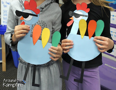 Thanksgiving persuasive writing booklets~A twist on the Pigeon and disguise-a-turkey.