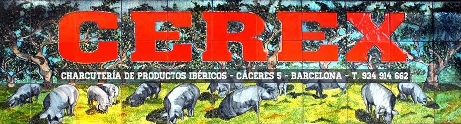 PRODUCTOS IBÉRICOS