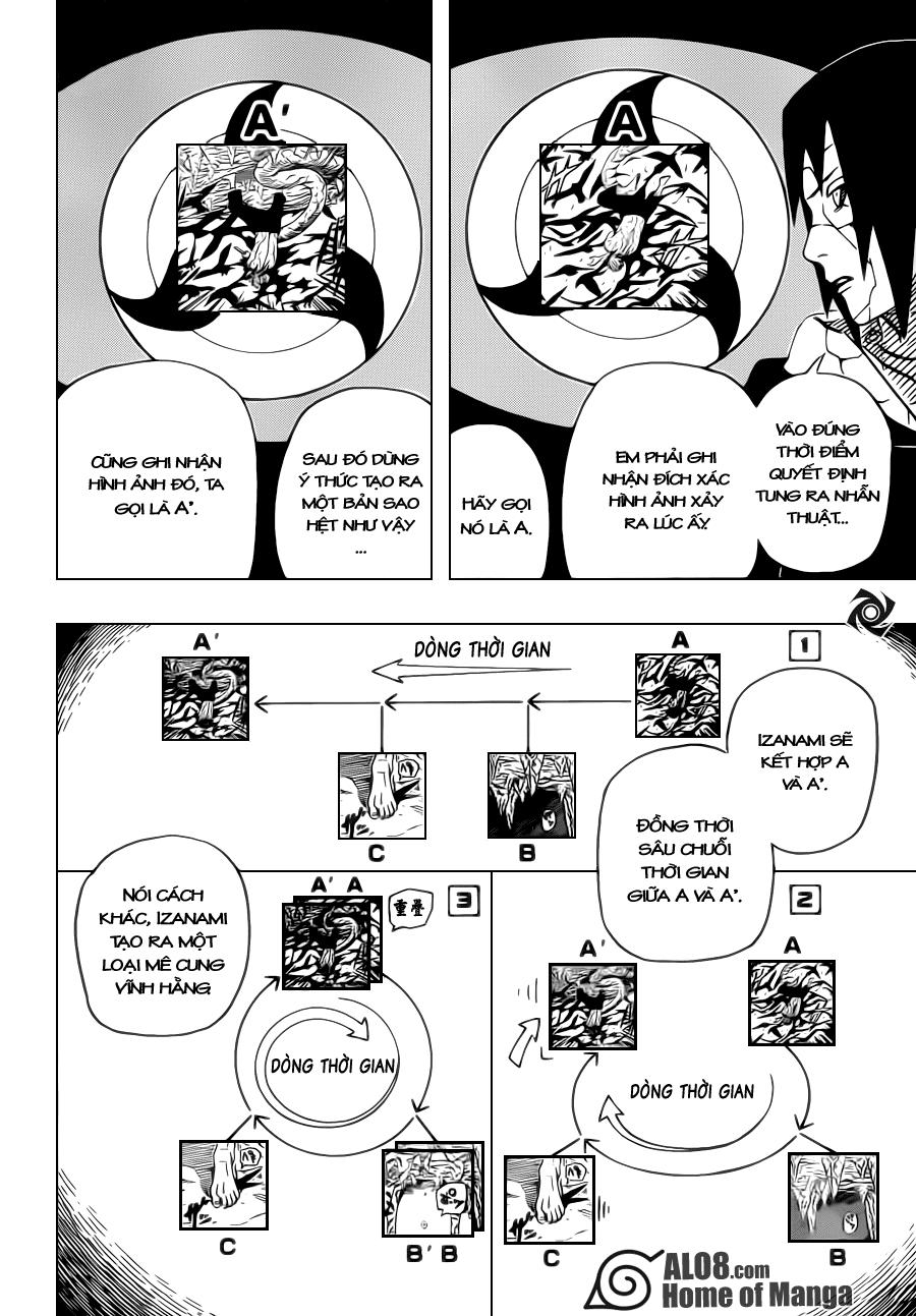 Naruto chap 587 Trang 2 - Mangak.info
