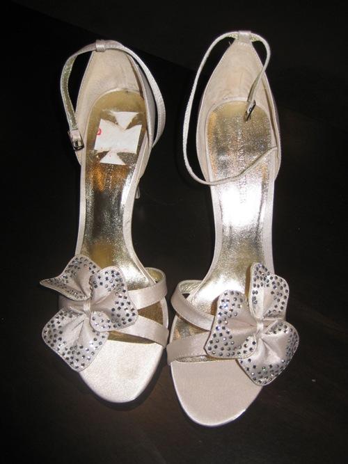 Zapatos y sandalias para novias