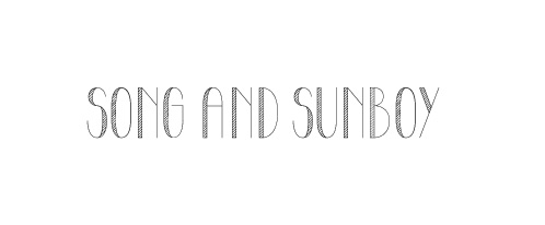 song_and_sunboy