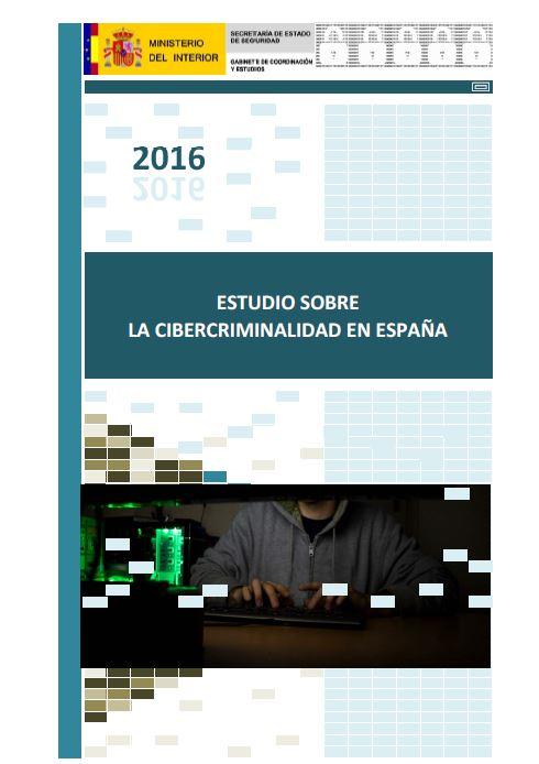 La Cibercriminalidad en España