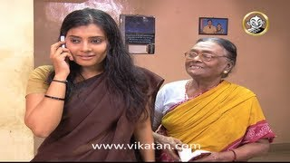 Thulasi calls Thulasi for the first time