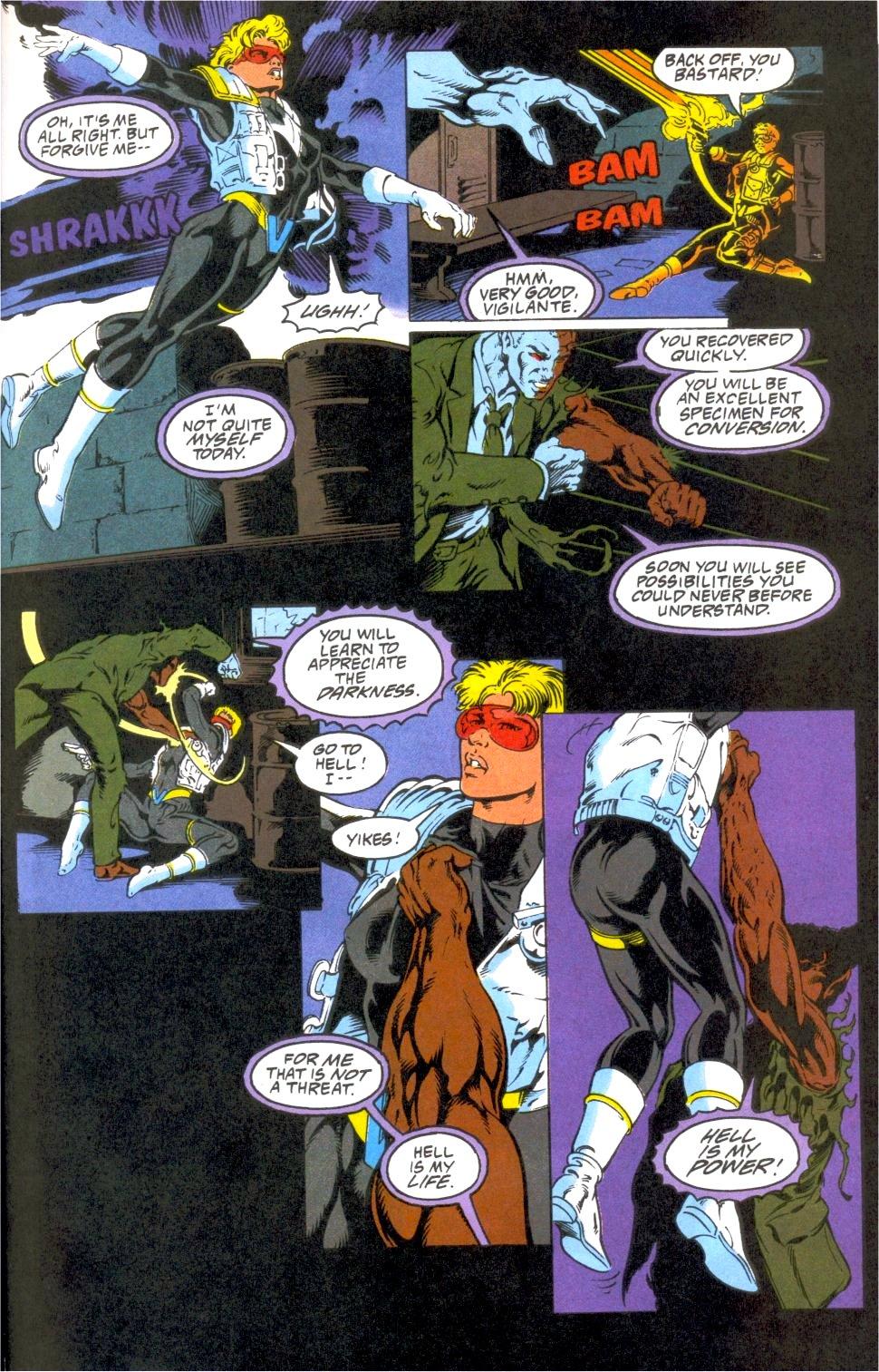 Deathstroke (1991) Annual 1 #1 - English 26