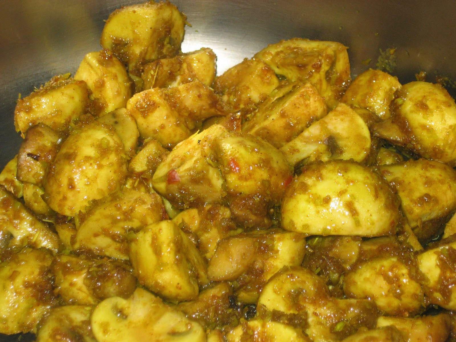Vietnamese Vegetarian Curry- Cà ri chay
