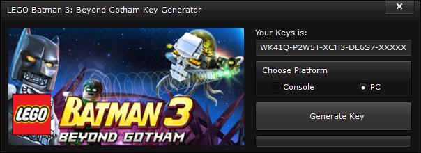 how to get lego batman 3 for free no torrent