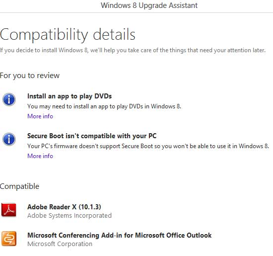 Updating is fun: Any existing users need only $39.99 to use Windows 8