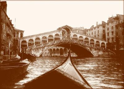 Rialtobrücke 1904, Photographicasammlung Gunther H.G. Geick