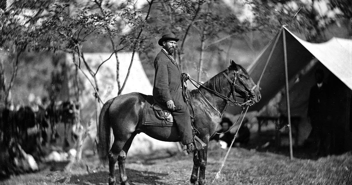 45 Vintage Photographs of the Civil War Providing a Glimpse of a United States 150 Years Ago