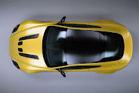 Aston Martin V12 Vantage S (2013) Top