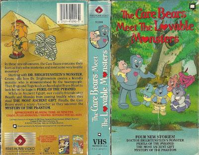 VHS infantil