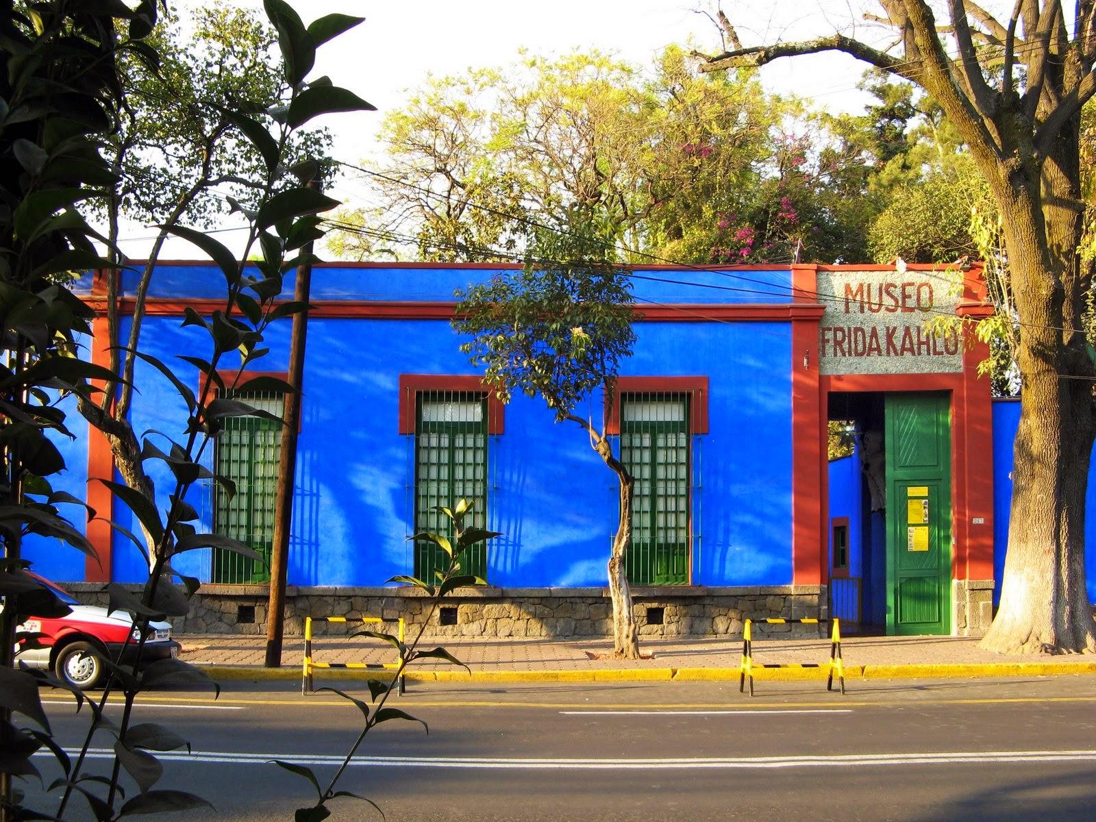 Museo Casa Azul, Distrito Federal