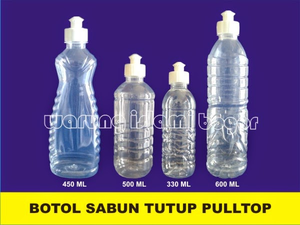 Jual Botol Sabun Cair Murah