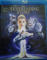 DVD Cover - Neverending Story