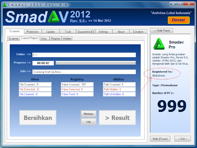 Download Smadav 9.0 PRO Key Terbaru 2012