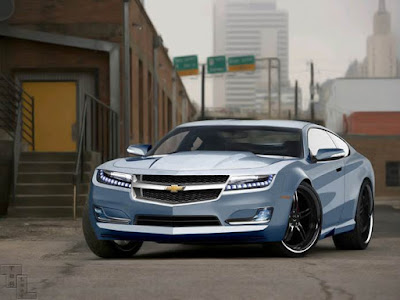 2015 Chevelle Concept Specs Review