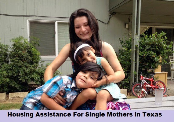 Housing_Assistance_For_Single_Mothers_in_Texas