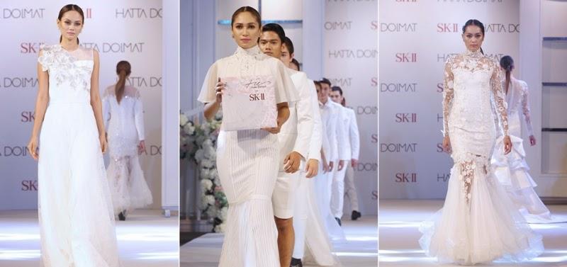 SK-II & Hatta Dolmat Couture Hantaran Set, SK-II, Hatta Dolmat Couture, Hantaran Set, Hatta Dolmat Bridal Couture Show, Bridal Show