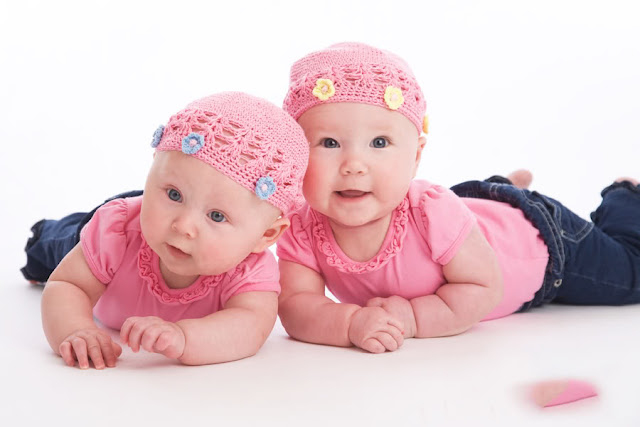 HD WALLPAPERS: Twins Babies HD Wallpapers