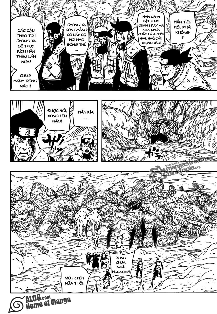 Naruto chap 563 Trang 6 - Mangak.info