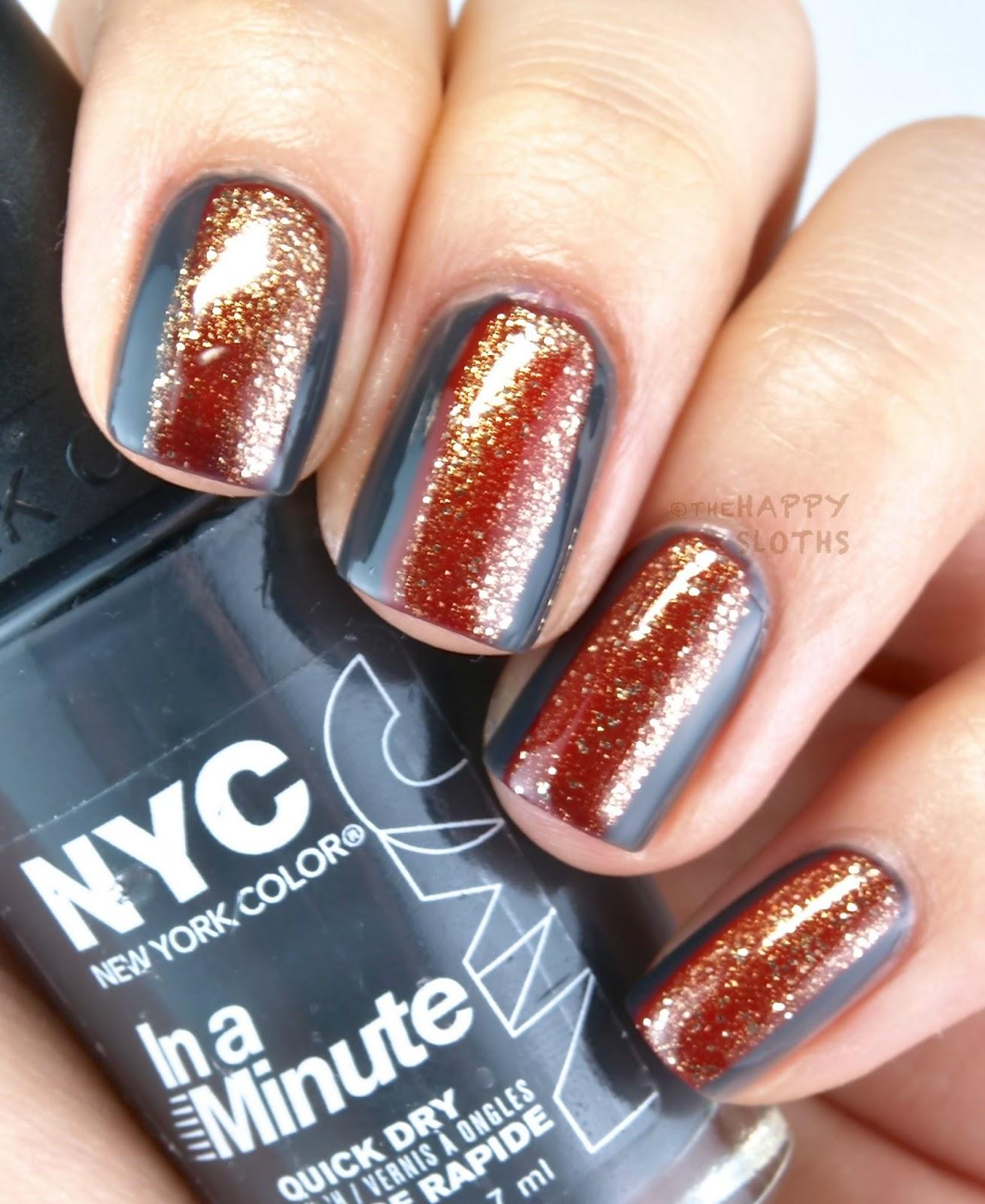 New York Inspired Nail Art: Polish hound nail art tracy reese nyfw ...
