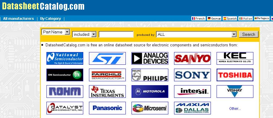 Electronica y software2020 pagina web para buscar dasheet for Paginas web para buscar piso
