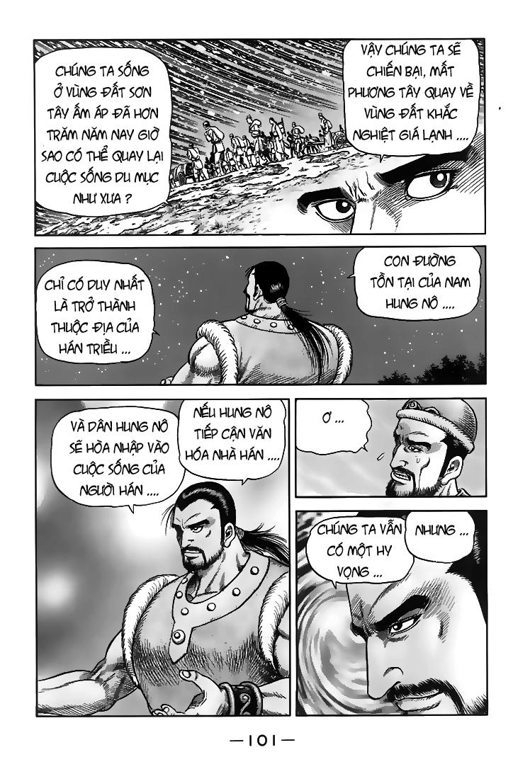 Chú Bé Rồng - Ryuuroden chap 115 - Trang 17