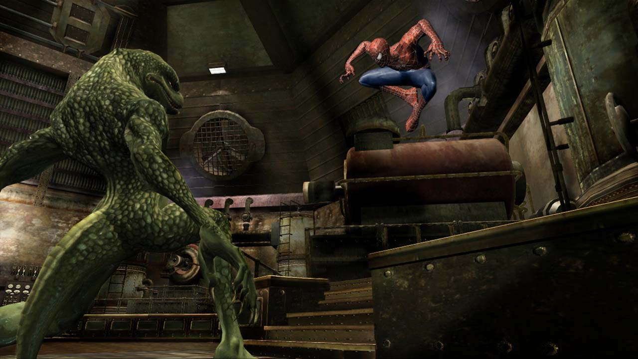 Spiderman Game Free Download - Ocean Of Games