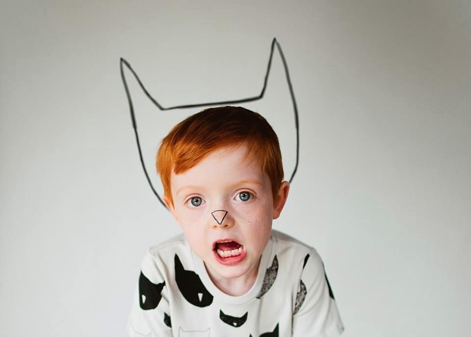 Beau Loves SS14 kids fashion photos by Flannery O'Kafka