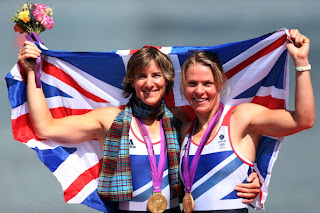 Next London Olympics 2012 : London 2012 - Grainger and Watkins Take Gold