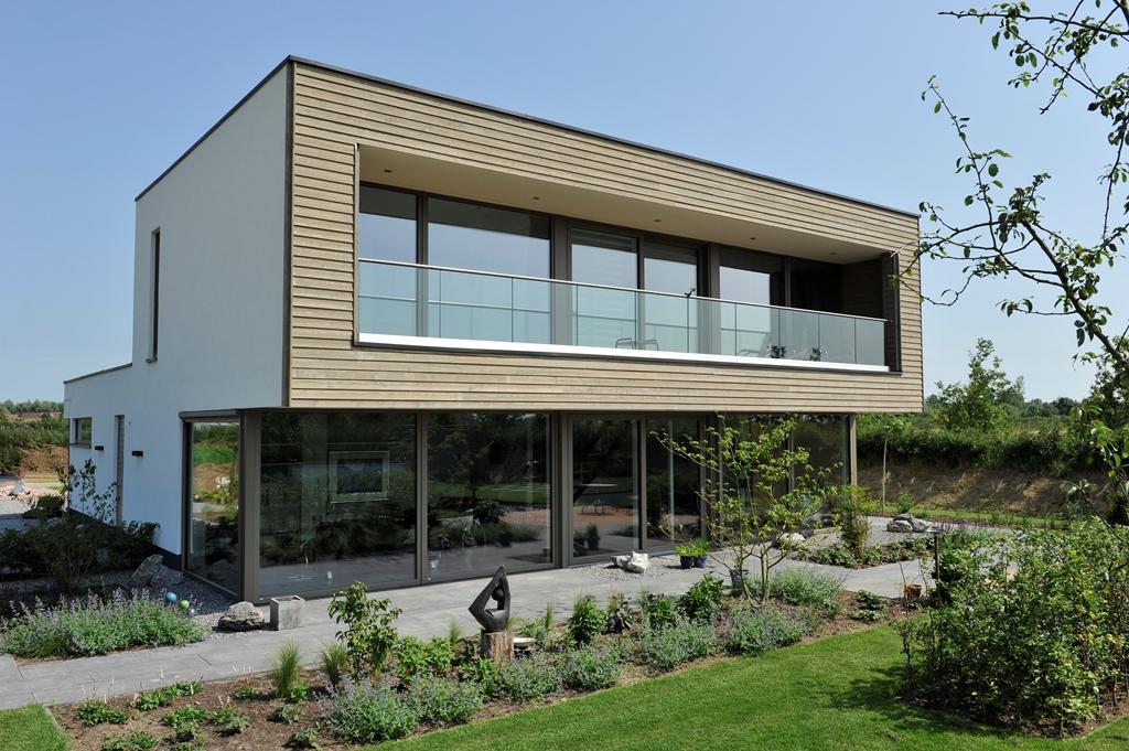 Ons nieuwe huis is energieneutraal impressie for Energieneutraal bouwen