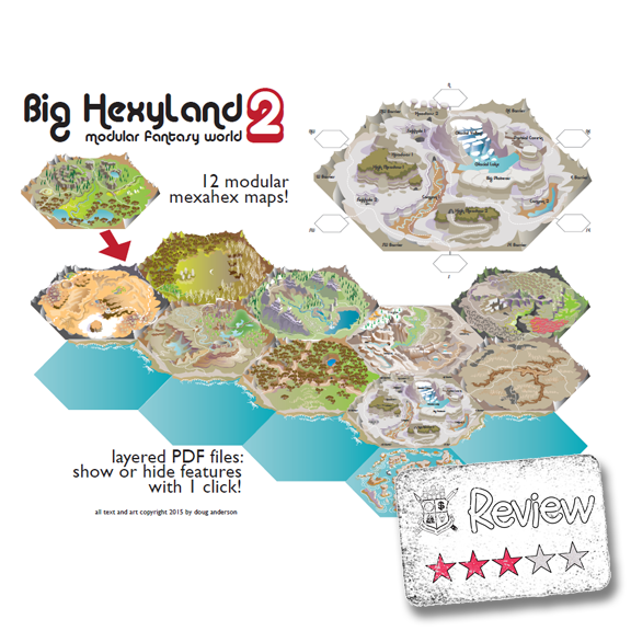 Frugal GM Review: Big Hexyland 2