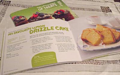 M S Lemon Drizzle Cake Recipe Macmillan