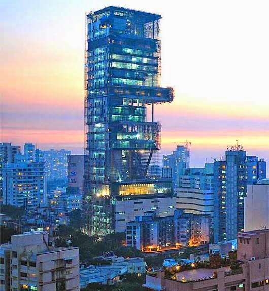 Antilia Mumbai India