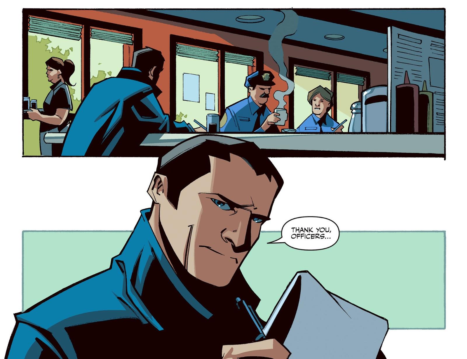 The Flash: Season Zero [I] Issue #21 #21 - English 6