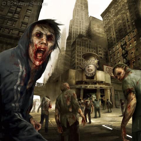 Мультики про зомби смотреть онлайн без регистрации